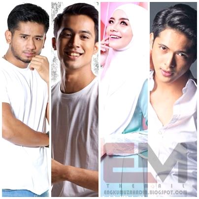 Drama terbaru adaptasi novel Meh Sandar Pada Aku karya Aifa Batrisya ...